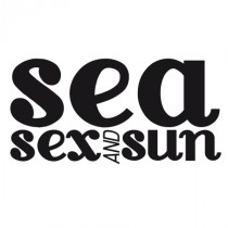 Stickers Sea, Sex and Sun