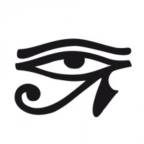 Stickers Oeil Pharaon