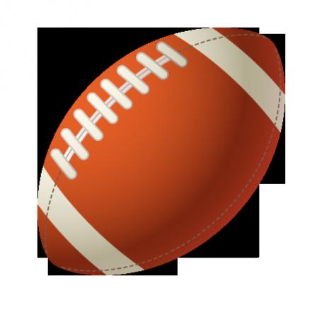 Stickers ballon foot americain stickers malin - Dessin football americain ...