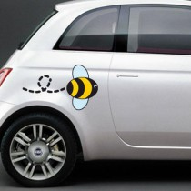 Stickers Abeille Bzzz