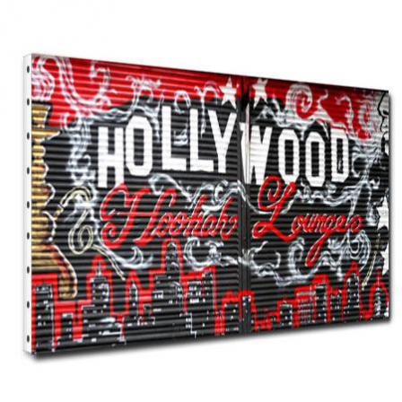 tableau déco hollywood