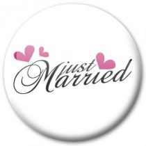 Badge just married