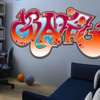 stickers graffiti tag stickers malin. Black Bedroom Furniture Sets. Home Design Ideas