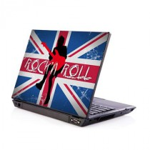 Stickers PC rock anglais