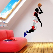 Stickers basket MJ dunk
