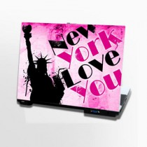 Stickers Pc new york girly