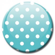 Badge fashion fond bleu turquoise