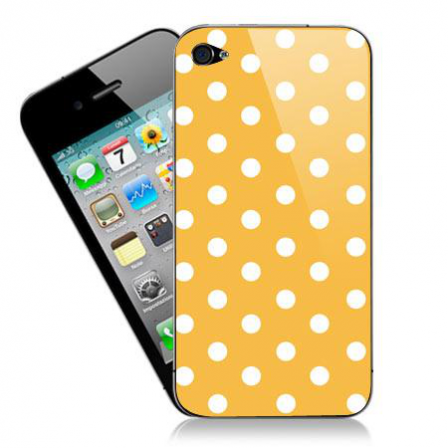 Stickers iPhone fashion points fond beeswax