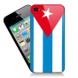 Stickers iPhone drapeau Cuba