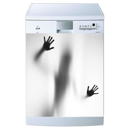 Stickers lave vaisselle illusion stickers malin for Sticker pour lave vaisselle